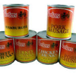REAL CANNED MEATS & MISC.