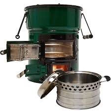 Emergency & Rocket Stoves
